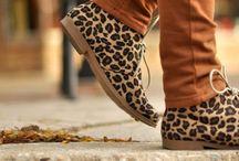 Footwear / by Kammie Skelley