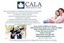 Conferences Canada / Seances d'information
