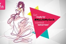 #MyLifeMySoch contest