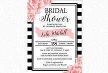 Bridal Shower Invitations and Bridal Shower Ideas