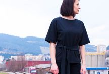 "Movinun - ecofashion brand - made in EU / Movinun is an urban wear brand from Ljubljana, not for those who belong to mainstream, but for those who are searching for their own expression and pieces with a story. Sustainable, eco, fair.  Ecological fabrics and fabrics made according to fair trade principles are the ones we work with. That way our work is ethical and sustainable in every aspect.  Movinun means ""Move now"". We believe together we can move and make our world a better place."