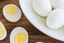 East to peel eggs