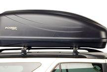 Sport 20 / X-Cargo Sport 20 line of car top carriers