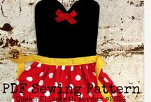 Cute Aprons / Cute Aprons for Face Painting and Art