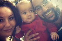 Baby's First Christmas Milestone / Make Cozy Memories