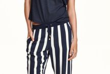 wide leg trousers style