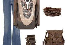 Outfits and clothes I like