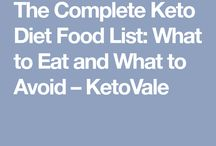 Leto food list