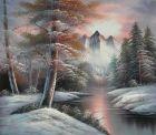 peintures montagne / Montagnes en peinture. Souvenirs de la montagne sur vos murs.