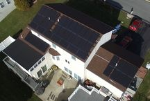 Let Pinnacle Exteriors Take You Off The Grid With A PV Solar System Installation At Your Home / If you're in Pennsylvania or New Jersey, and you've dreamed about getting rid of your electric bill, let Pinnacle Exteriors make your dream a reality, with a Photovoltaic Solar System installation.   We install the solar panels and get you hooked up to the grid, so the shining sun produces electricity and get to produce your own energy. Make the investment of solar, and start with a free solar assessment at a time and date convenient for you by calling 1-877-954-6473.