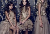 Couture kidswear