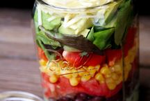 Μίνι γεύμα  σε βάζο
