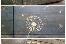 stencil mobili Rosara