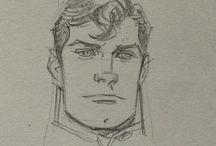 pencil comics