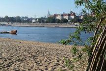 Jesień nad Wisłą / Piękne lato zapowiadało złotą polską jesień