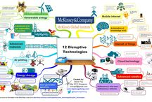 Disruptive technology / by Julie Harris