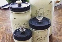 DIY jars/bottles
