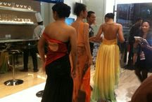 Symphony of Beauty / ANI event organizer , proudly present fashion show . Symphony of Beauty, colaborated by 8 young designers from Nagari Ngayogyakarta (Yogyakarta, Indonesia). .
