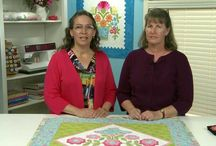 Quilting videos / by MARYANN BRANDEIS