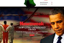 Web design / magazine