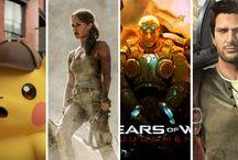 Upcoming Movies 2017-2020