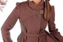 Winter coats OZETA