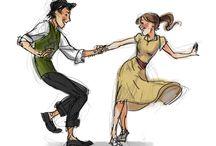 Joy of the dance