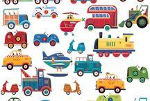 тема транспорт