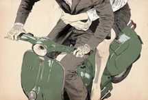 Modes of Transportation / by Verna Penner