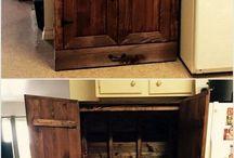 Cottage Shelf