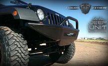 Jeep Wrangler / Custom Jeep Wrangler done by LEX