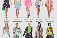 Spring Fashion / 2012 Spring fashion trends / by Fusion Women's Health and Wellness
