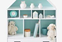 Toys storage