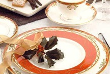 China / China, dinnerware, and porcelain to appreciate  / by Dianne Johnson