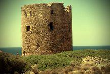Sulcis-iglesiente / Scatti che immortalano  i luoghi più suggestivi presenti nell'area sud -occidentale della Sardegna
