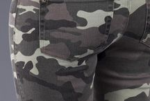 Camouflage is a girls best friend!♥