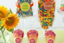 Candy/bento/miniature food