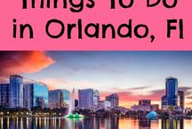 Things to Do In and Around Orlando FL