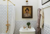 BATHROOM REMODEL / by L A