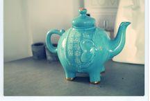Tea & Coffee. / by Karlyn Collins