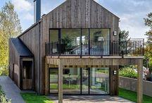 Domy - projekty - bydlení - interiér