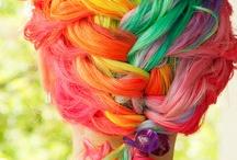 Hair / by Ellie Orbanek