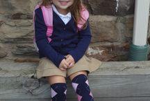 Zee's School Uniform Ideas