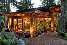 Wood cabins/Small Homes