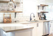 Kitchen / by Nichole Riley-Doud