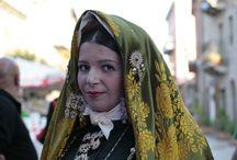 Del Costume di Dolianova / Enciclopedia del Costume Sardo