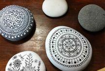 Decorazione di pietre