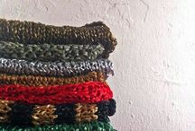Bags-Dyed in the wool!!!! / Handmade clutch