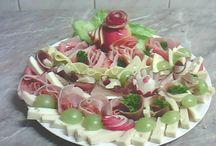 jídlo a pití / tvorba z ovoce a zeleniny