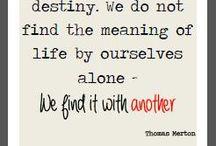 Thomas Merton / The life and work of Thomas Merton
